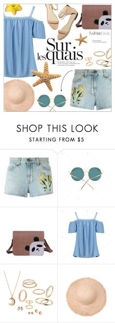 """""""TwinkleDeals #11"""" by alexandrazeres ❤ liked on Polyvore featuring Gucci and 3.1 Phillip Lim"""