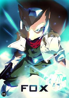 Super Smash Bros. Melee   FOX by moxie2D on DeviantArt