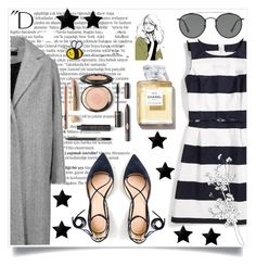 """""""My style #1"""" by magnificentwoman422 on Polyvore featuring Balmain, Tommy Hilfiger, rag & bone, J.Crew and Ray-Ban"""