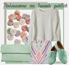 El jardín de papá: Primavera en tonos pastel