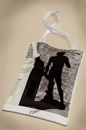 Alinari's Bag: David's shadow $10
