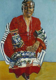 Neel, Alice  [American Painter, 1900-1984]Faith Ringgold1977