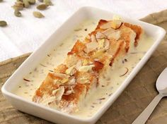 Shahi Tukda recipe need frying but here in this recipe an Air Fryer is used which reduces the calories significantly.