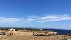 Kite at A Cova.. Summer 2015..good feelings..