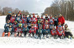 U12 - Journée régionale Skibec au centre de ski le Relais