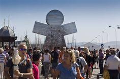 #santanderworld #pipol #escultura