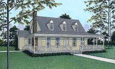 House Plan chp-24198 at COOLhouseplans.com