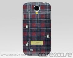 Ted Baker Samsung Galaxy S4 Case  http://www.case2case.net/ted-baker-samsung-galaxy-s4-case-siman.html
