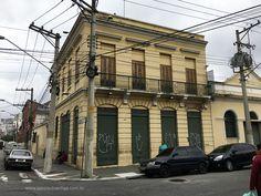 A desconhecida história da primeira escola com o nome de Dante Alighieri de São Paulo, que ficava no Brás.
