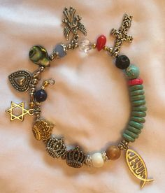 Hey, I found this really awesome Etsy listing at https://www.etsy.com/listing/245922342/christian-jewelry-christian-bracelet