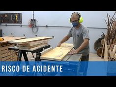 Serra Circular, Videos, Grande, Youtube, Home Decor, Woodworking Ideas, Tools, Wood, Pine Tree