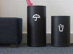 Iconography and interior signage designed by Werklig for Helsinki, by the hour, office space provider Kontoret.