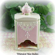 Tea Bag Dispenser