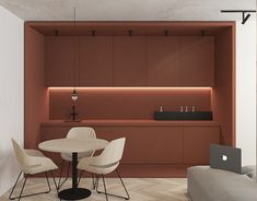 Apartment Interior, Apartment Design, Kitchen Interior, Pantry Design, Cabinet Design, Office Canteen, Flat Interior Design, Plywood Interior, Kitchen Office