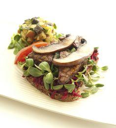 Tempeh Reuben with Ayurvedic Home Fries #ayurveda #vegan