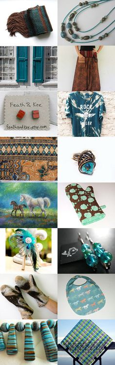 Gifts for All by Diane Waters on Etsy--Pinned with TreasuryPin.com  Beautiful colors in this Treasury!