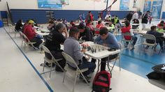 Celebran competencias de ajedrez de la Olimpiada Municipal | El Puntero