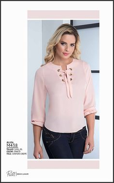 Short Sleeve Collared Shirts, Moda Chic, Fashion Sketches, Blouses For Women, Fashion Dresses, Plus Size, Pattern, Outfits, Clothes