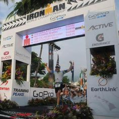 Improve your Ironman Run with Reece Barclay