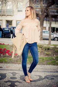 Cristina Ferreira, Jeans Skinny, Chic, Celebrities, Pants, Style, Fashion, Little Princess, Liberty