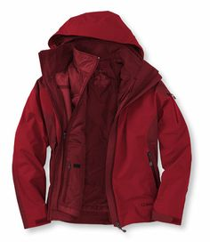 Weather Challenger 3-in-1 Jacket: Jackets and Coats | Free Shipping at L.L.Bean