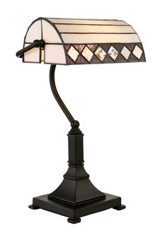 Lámpara de mesa Castle Ø 25cm