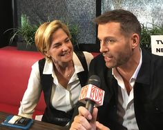 "Kassie DePaiva (Eve) and Eric Martsolf (Brady) star on ""Days of our Lives"" airing weekdays on NBC.    Take a look at what'..."
