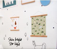 Wooden Art, Baby Boy Nurseries, Cloth Bags, A3, Hangers, Nursery, Kids Rugs, Art Prints, Interior Design