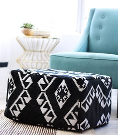 Lumbar Pillow | Best DIY Projects For Home Decorating | POPSUGAR Home Photo 18