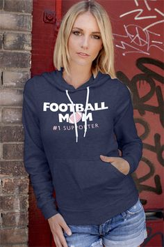 Football Mom Football Mom is a lifestyle brand, made exclusively for football moms who want to support their athlete in style. View Sizing Chart