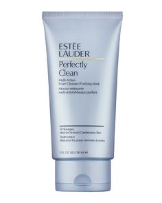 Perfectly Clean Foam Cleanser/Purifying Mask, 5.0 oz. - Estee Lauder