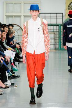 #Menswear #Trends Kit Neale Fall Winter 2015 Otoño Invierno #Tendencias #Moda Hombre