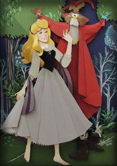 Princess Jasmine and Hanjar in cut paper by RaphaelOda on DeviantArt Disney Fan Art, Disney Love, Disney Magic, Disney Stuff, 3d Paper Art, Paper Artwork, Paper Cutting, Cut Paper, Imprimibles Toy Story Gratis