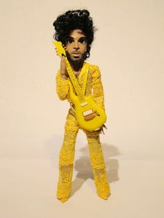 Dig it...it's a Prince doll! (Pinterest can stop now...I pinned the last thing worth pinning!)