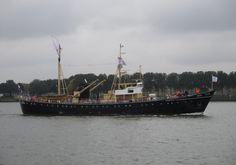 Thuishaven Maassluis  14 oktober 2015 te Rotterdam t.h.v. de Westerkade  http://koopvaardij.blogspot.nl/2015/10/thuishaven-maassluis.html