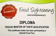 Want to be MASTER OF TASTE? Join our tour :D Helsinki, Finland, Join, Tours