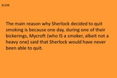 Mycroft did this on purpose<--- I agree and accept this head canon