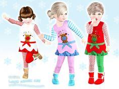 natef005's Reindeer Christmas Dress