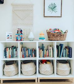 Toys Books Games Oh My! No Matter the Mess These Playroom Storage Ideas Have You Covered Toy Rooms Books Covered Games Ideas Matter mess Playroom storage Toys Living Room Playroom, Playroom Decor, Kids Bedroom, Living Room Decor, Playroom Design, Playroom Ideas, Kids Playroom Storage, Bedroom Storage, Living Room Storage Ideas For Toys