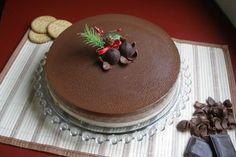 La mejor tarta de tres chocolates que probarás nunca.