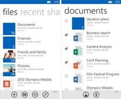 SkyDrive app gains Windows Phone 8 support in version 3.0