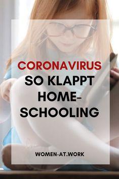 Die Schulen sind wegen der Corona-Pandemie geschlossen, wann sie wieder öffnen, kann heute noch niemand sagen. Ob sich die Corona-Krise nach den Osterferien entspannt, ist mehr als ungewiss. Viele Eltern oder Geschwister in der Abiturstufe übernehmen nun den Job des Lehrers – nein, sie müssen ihn übernehmen. Da helfen die Unterrichtsmaterialien, die die Schulen zur Verfügung stellen, oft nicht sehr viel weiter. Viele Eltern sind mit dem Unterricht zu Hause schlicht überfordert. Home Schooling, Corona, Siblings, Parents, Teachers, Parenting, Amazing, Tips