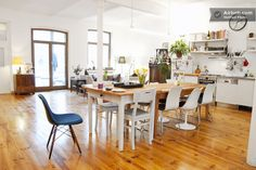 Lovely Loft with roof terrace in Cologne
