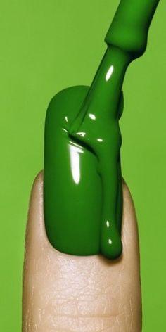 groen | green | vert | grün | verde | 緑 | color | colour | texture | style | form | nails