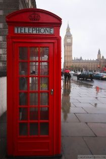 british telephone booths | cell phones | Little Bits of History