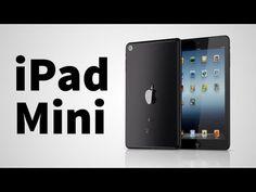 Apple iPad Mini Revealed
