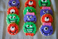 tell love and chocolate: TELL: Monster Cookies!
