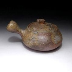 PQ3-Vintage-Japanese-Tea-Pot-Bizen-Ware-Natural-ash-glaze-Firewood 40-50 years ago. Vintage Japanese, Firewood, Glaze, Ash, Tea Pots, Antiques, Natural, Tableware, Ebay