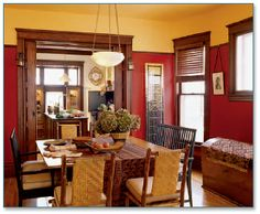 color schemes for dining rooms | CertaPro Painters Interior Paint Color Inspirations – CertaPro ...