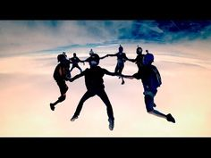 """New Skydiving Web Series - """"Miles Above"""" Teaser"""